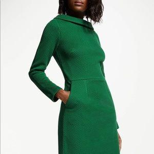 Boden Estella Jacquard Dress - New - Size 12R
